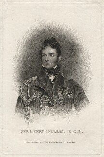 Sir Henry Torrens, by James Thomson (Thompson), published by  Henry Colburn & Co, after  Sir Thomas Lawrence, published 1 September 1820 - NPG D7850 - © National Portrait Gallery, London