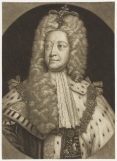 King George II, after Unknown artist - NPG D7911