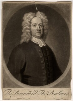 Thomas Bradbury, by George White, after  Thomas Gibson - NPG D794