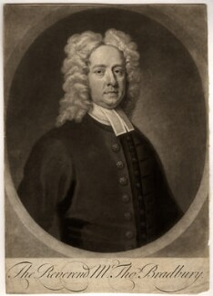Thomas Bradbury, by George White, after  Thomas Gibson - NPG D795