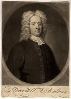 Thomas Bradbury, by George White, after  Thomas Gibson - NPG D796