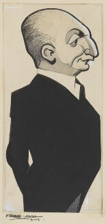 Sir Isidore Salmon, by Fred May - NPG D7981