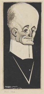 Francis Bingham Mildmay, 1st Baron Mildmay of Flete, by Fred May - NPG D7983