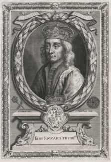 King Edward IV, by Peter Vanderbank (Vandrebanc), after  Unknown artist - NPG D7989