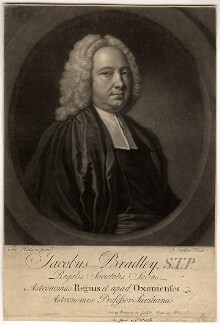 James Bradley, by and published by John Faber Jr, after  Thomas Hudson - NPG D799