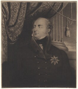 Frederick, Duke of York and Albany, by Unknown artist - NPG D8028