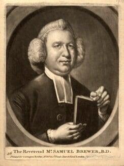 Samuel Brewer, after John Russell - NPG D804