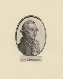John Spencer, 1st Earl Spencer, after Unknown artist - NPG D8044