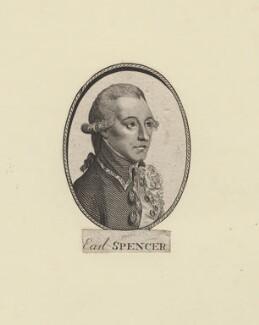 John Spencer, 1st Earl Spencer, after Unknown artist, 1765 or after - NPG D8044 - © National Portrait Gallery, London