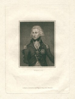 Horatio Nelson, by and published by Robert Shipster, after  Lemuel Francis Abbott - NPG D8055