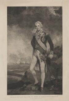Horatio Nelson, by Henry Meyer, after  John Hoppner - NPG D8059
