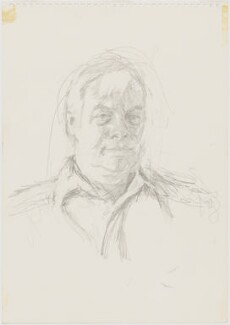 Chris Patten, by Susannah Fiennes - NPG D8076