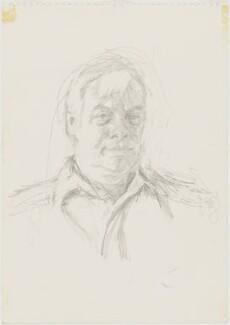 Chris Patten, by Susannah Fiennes - NPG D8076