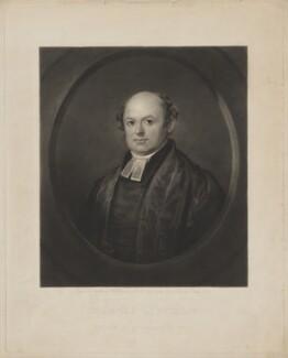 Charles Lloyd, by Frederick Christian Lewis Sr, after  Benjamin Rawlinson Faulkner - NPG D8078