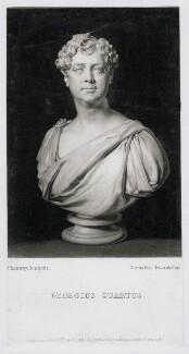 King George IV, by Samuel William Reynolds, after  Sir Francis Leggatt Chantrey - NPG D8090