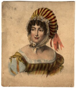 Caroline Amelia Elizabeth of Brunswick, after Unknown artist - NPG D8091