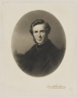Sir Robert Rawlinson, by Thomas Oldham Barlow, after  Philip Westcott - NPG D8102
