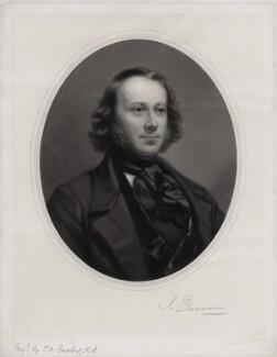 John Ericsson, by Thomas Oldham Barlow - NPG D8109