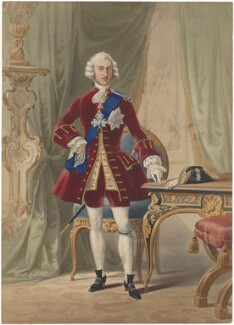 Prince Albert of Saxe-Coburg-Gotha, by Louis Haghe - NPG D8140
