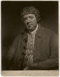 George Lister, by William Say, after  William Artaud - NPG D8146