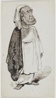 Arthur Wellesley Peel, 1st Viscount Peel, by Alfred Bryan - NPG D8176