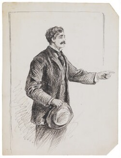 Probably Alfred Bryan, by Alfred Bryan - NPG D8190