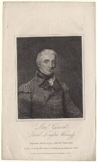 David Douglas Wemyss, by Henry Richard Cook, after  Thomas Stewardson - NPG D8223