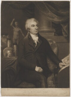 John Sheldon, by William Barnard, after  John Keenan - NPG D8251