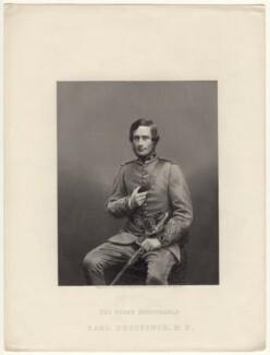 Hugh Lupus Grosvenor, 1st Duke of Westminster, by Daniel John Pound, after  John & Charles Watkins - NPG D8275