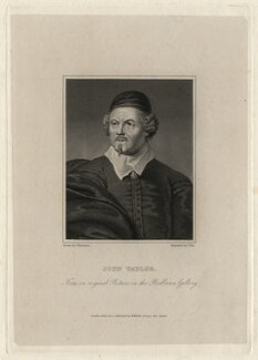 John Taylor, by Charles Pye, published by  W. Walker, after  John Thurston - NPG D8289
