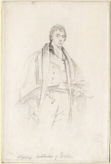 Richard Whately, by Henry Meyer, after  Charles Grey - NPG D8299