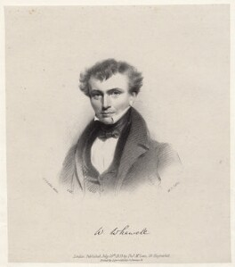 William Whewell, by Eden Upton Eddis, after  William Drummond - NPG D8300