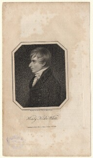 Henry Kirke White, by Samuel Freeman, after  Thomas Barber - NPG D8308