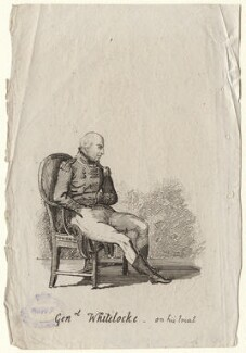 John Whitelocke, after Unknown artist - NPG D8317