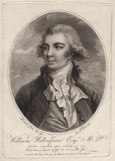 William Wilberforce, after J. Davies - NPG D8323