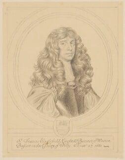 Sir Francis Englefield, 3rd Bt, by George Perfect Harding - NPG D835