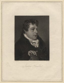 Stephen Kemble, by James Heath, after  John Raphael Smith - NPG D8352