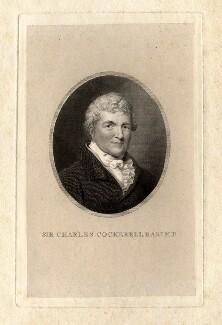 Sir Charles Cockerell, 1st Bt, after Unknown artist - NPG D8379
