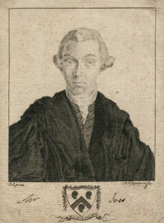 John Ives, by Peter Spendelowe Lamborn, after  J.S. - NPG D8385