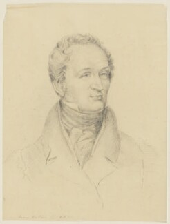 Henry Hallam, by George Perfect Harding, after  Thomas Phillips - NPG D839
