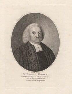 Samuel Ogden, by G. Scott, after  Frans van der Mijn (or Myn) - NPG D8401