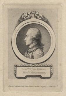 William Wynne Ryland, by D.P. Pariset, after  Pierre-Étienne Falconet - NPG D8405