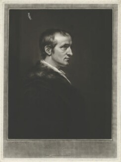 William Godwin, by and published by George Dawe, after  James Northcote - NPG D8414