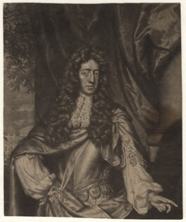 King William III, by John Smith, after  Willem Wissing - NPG D8428