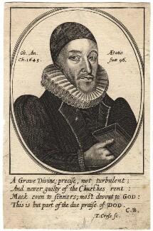 John Dod, by Thomas Cross - NPG D8473