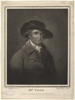 John Pond, by and published by Benjamin Smith, after  Thomas Parkinson - NPG D8563