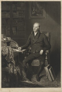 William Roby, by Samuel William Reynolds, published by  Agnew & Zanetti, after  David Henry Parry - NPG D8565