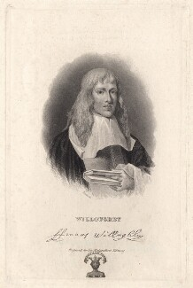 Francis Willughby (Willoughby), by William Home Lizars, after  Unknown artist - NPG D8607