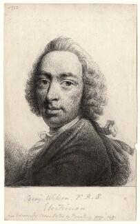 Benjamin Wilson, by Benjamin Wilson - NPG D8620