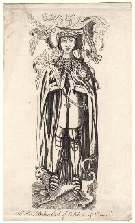 Thomas Boleyn, Earl of Wiltshire and Ormond, after Unknown artist - NPG D8625